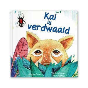 Kinderboek Kai is verdwaald